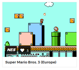 Play Retro Games Online Free