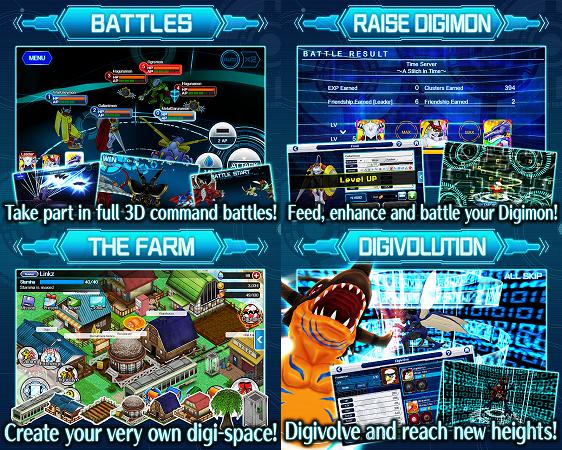 DigimonLinks Battles