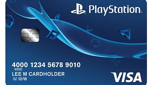 Sony PlayStation VISA Credit Card